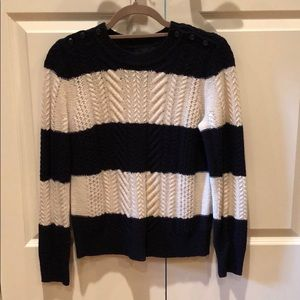 Knit J. Crew Sweater